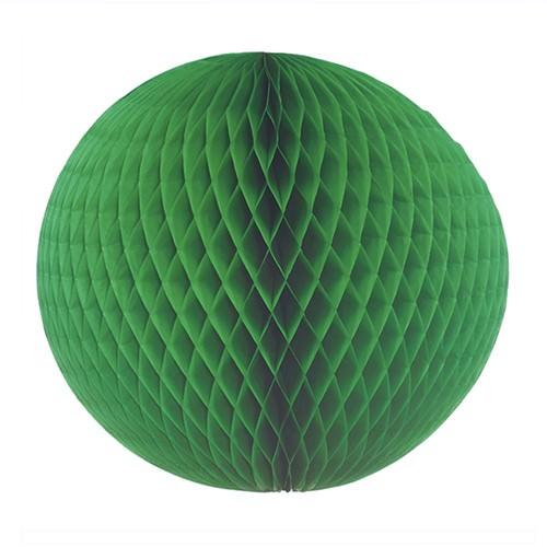 Wabenball aus Papier Ø 60 grün schwer entflammbar 1 Stück