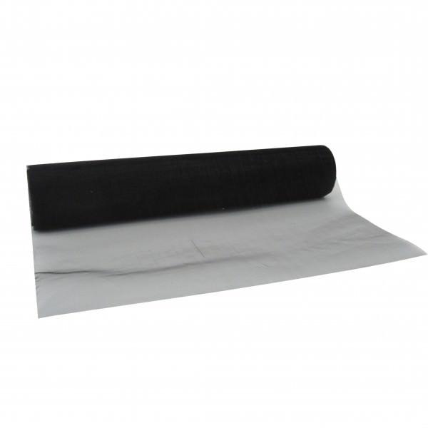 Partytischdecke.de | Organzaband 28 cm x 10 m schwarz