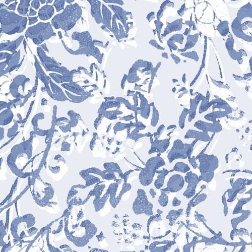Partytischdecke.de | Serviette 33x33 | Aurelia | blau 20 Stück