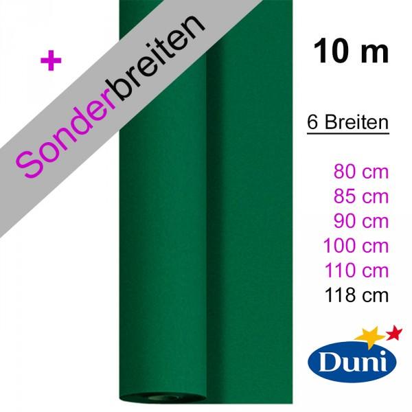 Tischdecke Duni Dunicel dunkelgrün 10 m x Breite