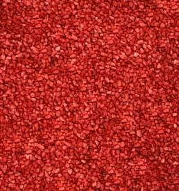 Partytischdecke.de | Perlkies rot 1,2-1,8 mm 1 kg Beutel