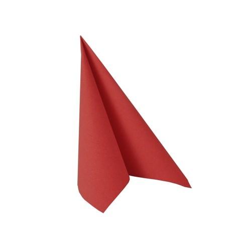 Partytischdecke.de | Serviette 25x25 Royal rot 20 Stück