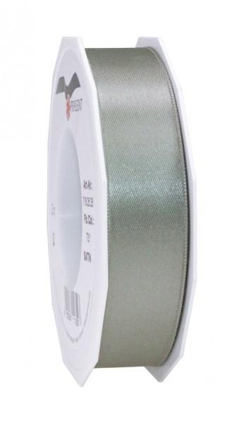 Partytischdecke,de | Satin Premium Band 25 mm x 25 m schiefer