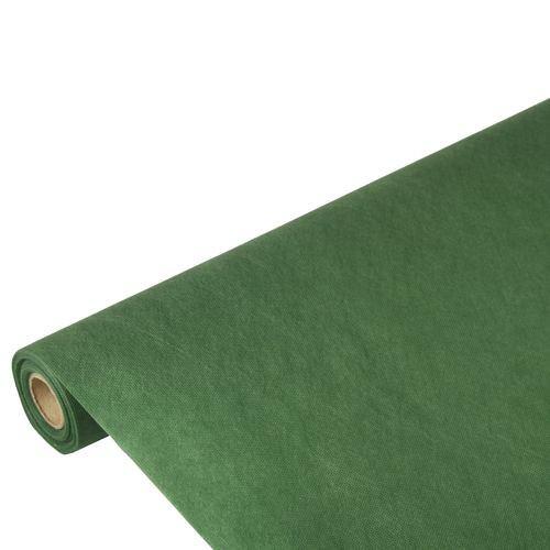Partytischdecke.de | PP-Vlies Tischdecke Soft Selection 10 m x 1,18 m grün