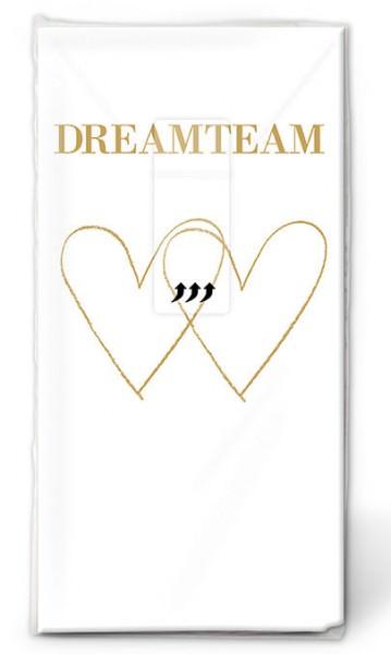 Partytischdecke.de | Taschentuecher Dreamteam